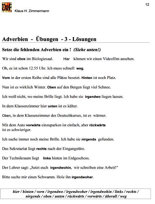 Grundschule deutsch 3