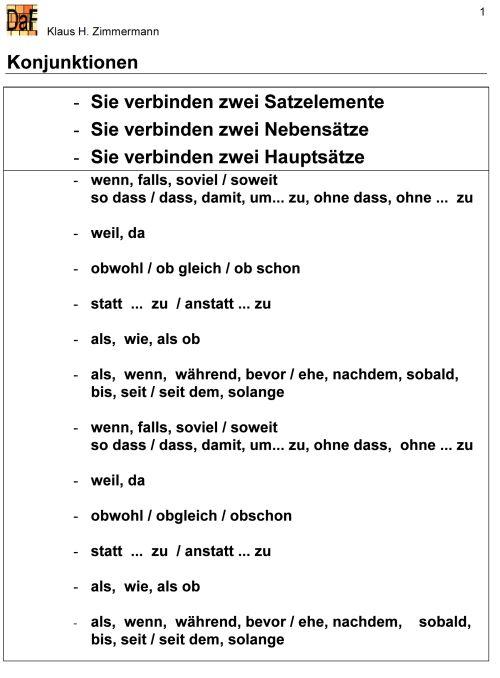 Grammatik 2 klasse
