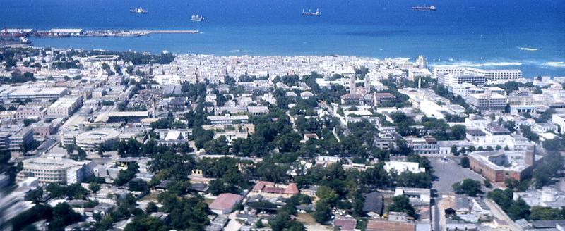 Mogadischu Früher